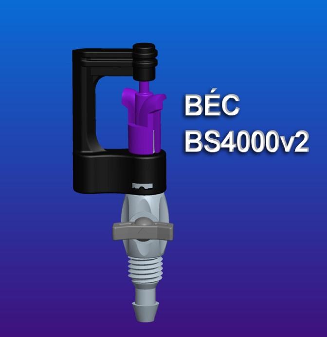béc tưới phun sương mưa BS4000v2